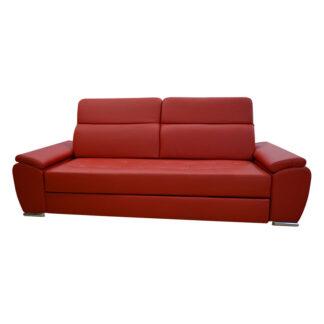 Canapea extensibilă Trendy roșie
