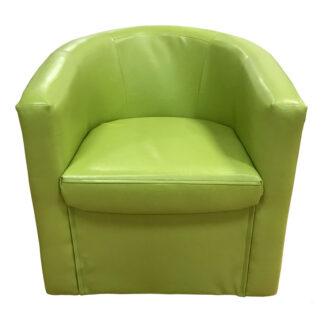 Fotoliu Olga culoare verde