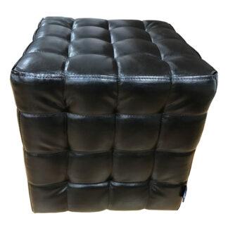 Taburet Bump culoare neagră